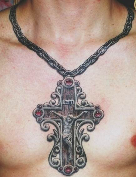 50 Cross Tattoo Designs To Show Your Faith Tats N Rings