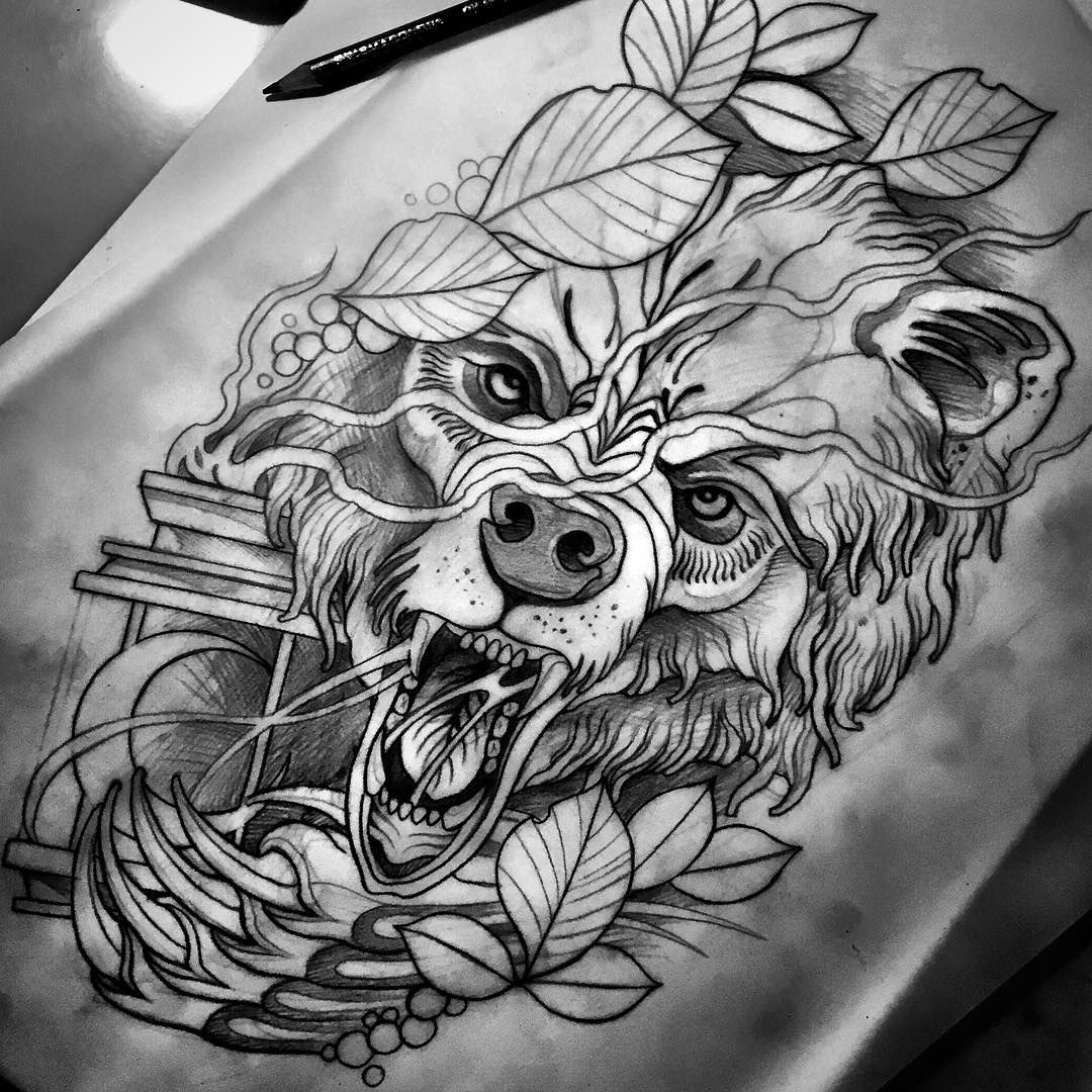 30+ Neo-traditional Tattoos Ideas