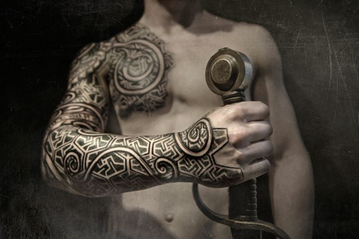35 Viking Tattoo Designs And Inspirations Tats N Rings