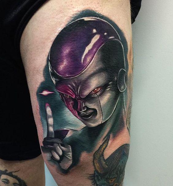 Dragonball Tattoo