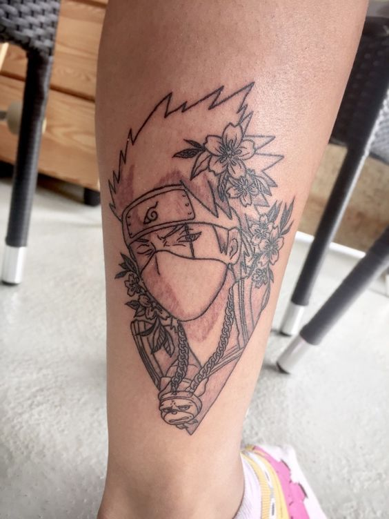 Naruto Tattoo