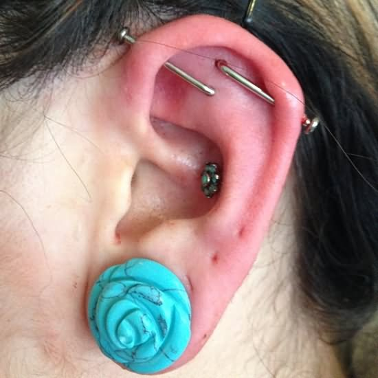 connecting industrial piercing