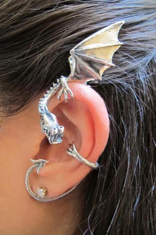 dragon industrial piercing