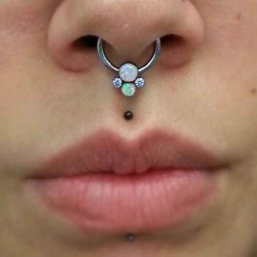 small medusa piercing 2