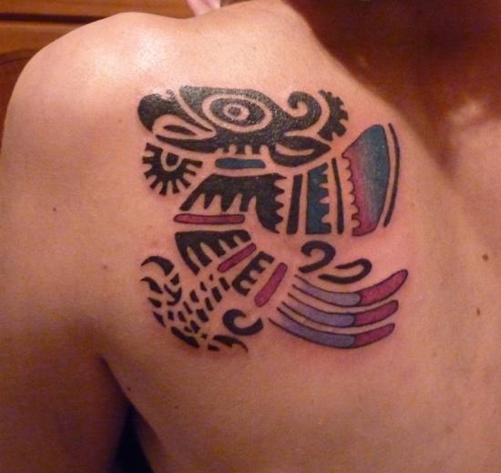 50 Intricate Aztec Tattoo Designs Tats N Rings
