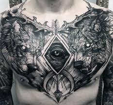50 Breathtaking Wolf Tattoo Designs Tats N Rings