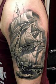 Pirate Ship Sleeve