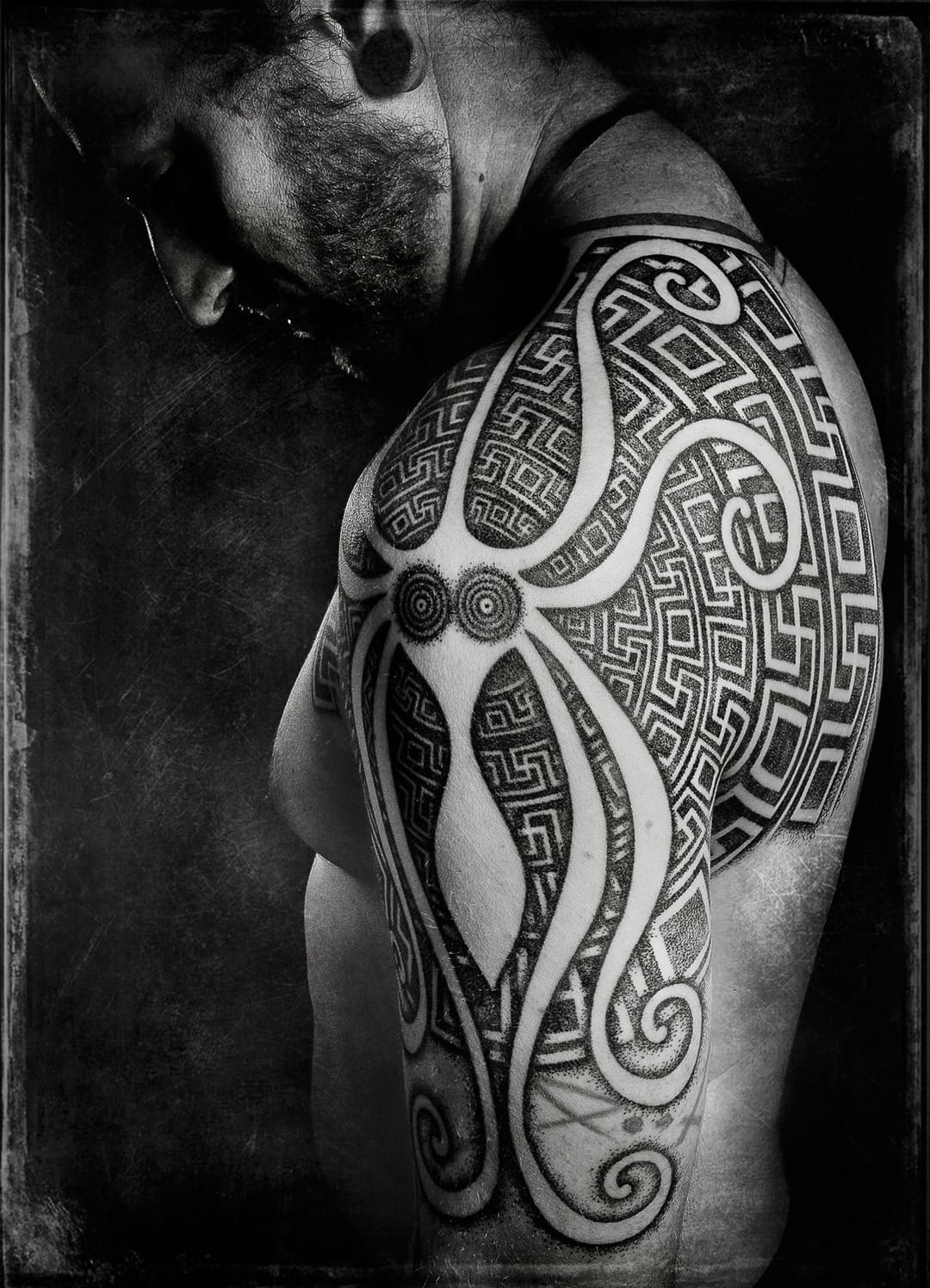 Tribal Tattoo Shoulder Tattoo 2