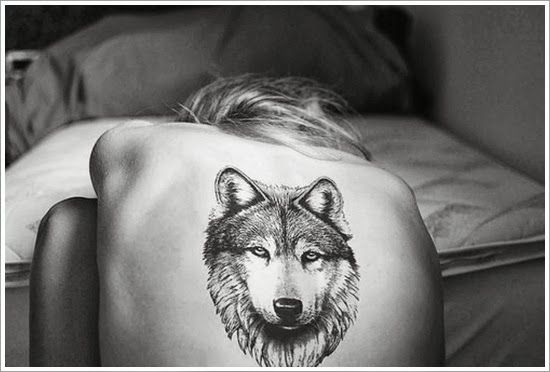1e987185e 50+ Breathtaking Wolf Tattoo Designs - Tats 'n' Rings