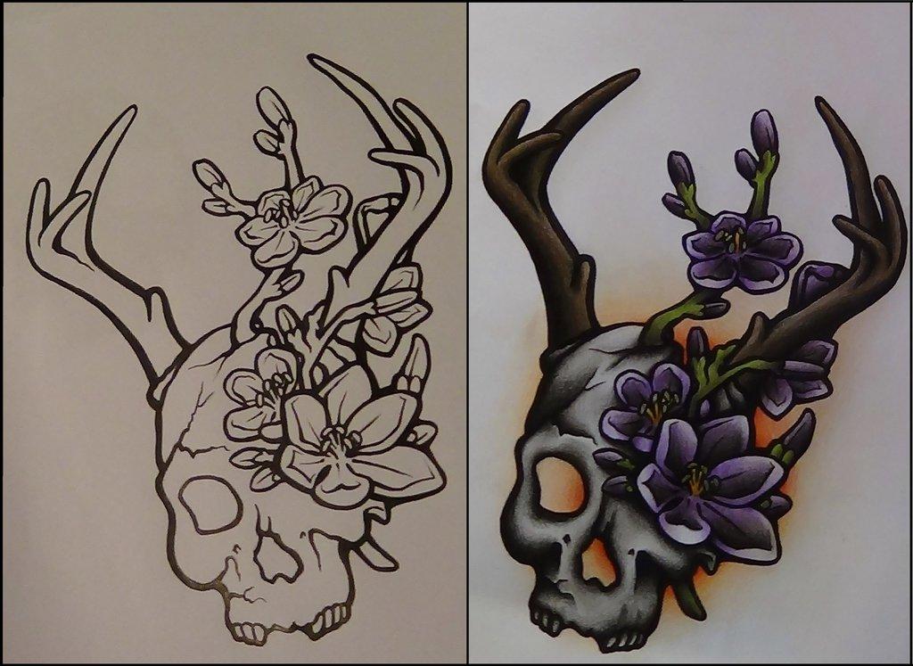 30 Neo Traditional Tattoos Ideas Tats N Rings