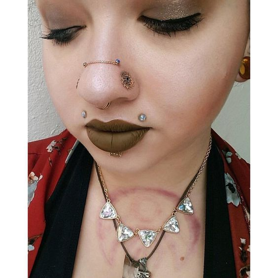 The Nose Piercings Bible Amazing Photos Everything You Need To