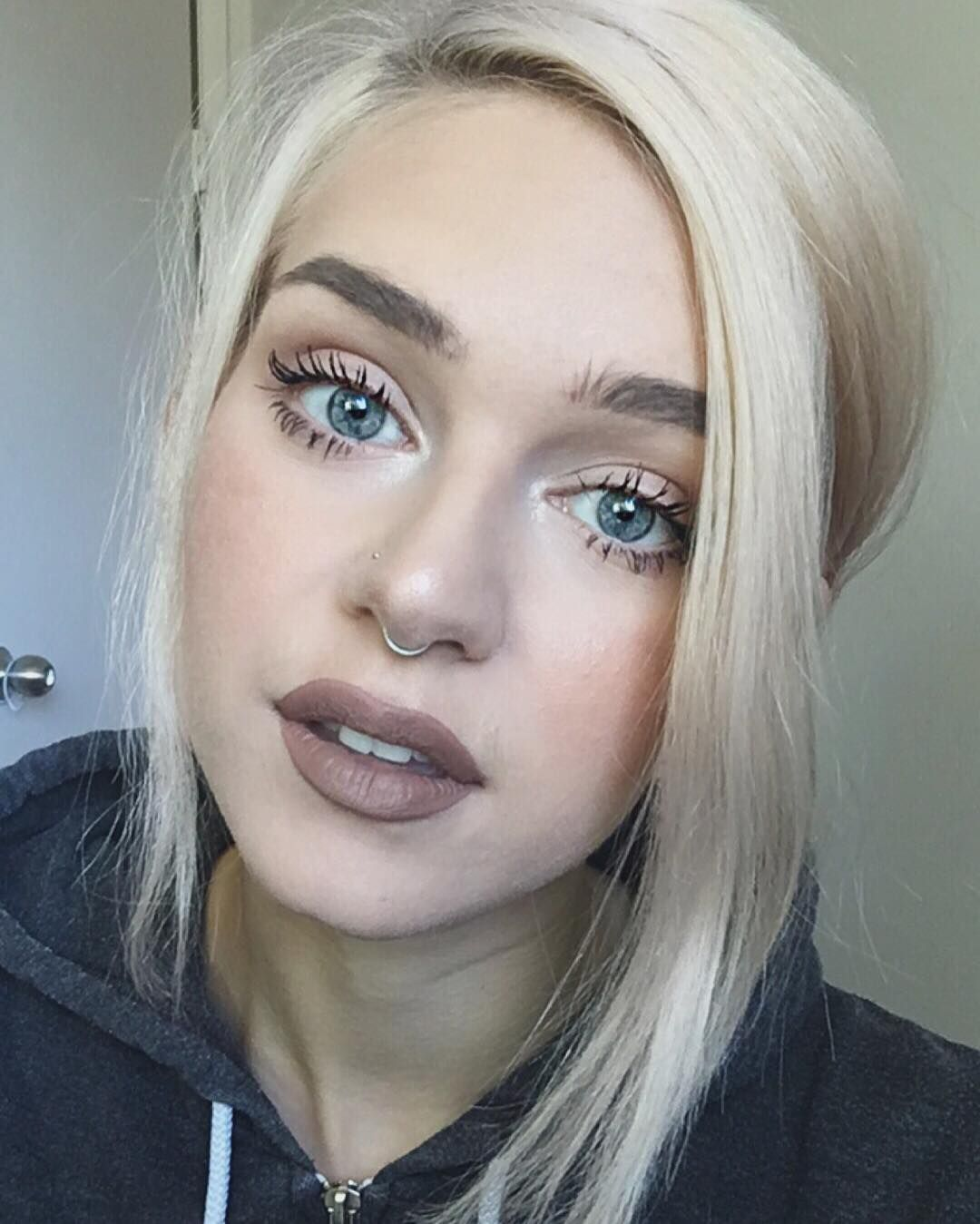 simple septum piercing