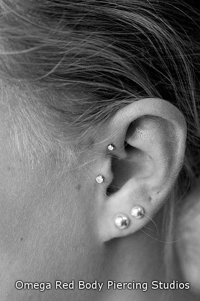 stone for forward helix piercing