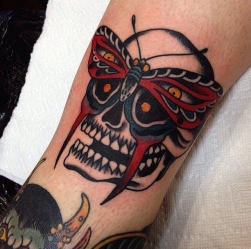 50 Amazing Skull Tattoo Designs You Will Definitely Love Tats N