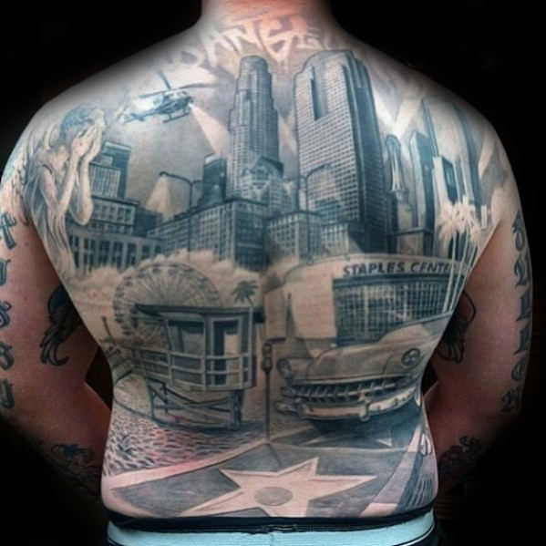 city cool tattoo full back 1