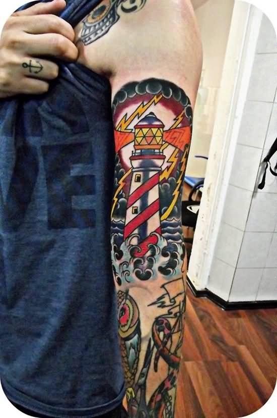 cool tattoo sleeve 1