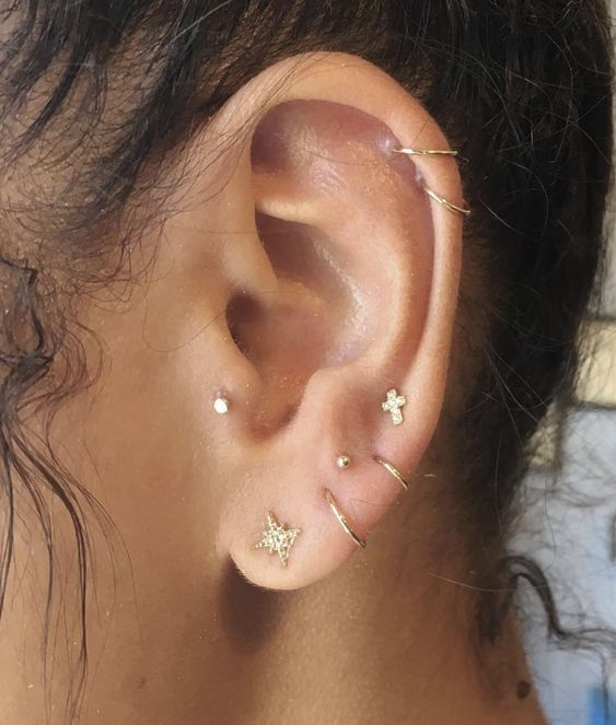 Cartilage Piercing Every Little Detail You Need To Know Tats N