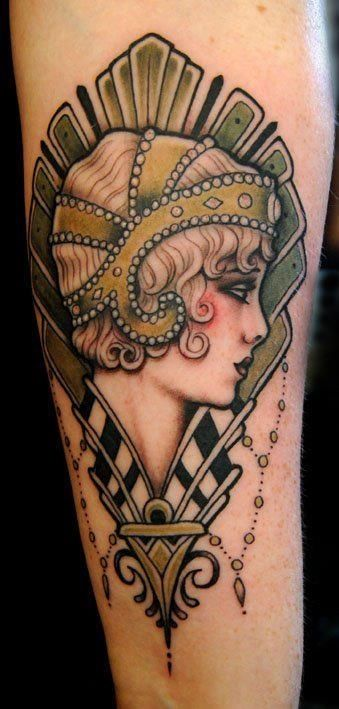 men cool tattoo arm 2