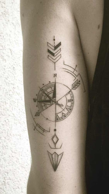50 Geometric Tattoo Ideas You Will Surely Adore Tats N Rings