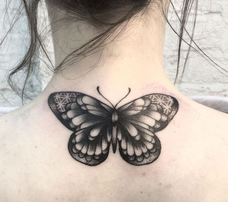 03441295fec20 50+ Butterfly Tattoo Designs for the Soulful You - Tats 'n' Rings