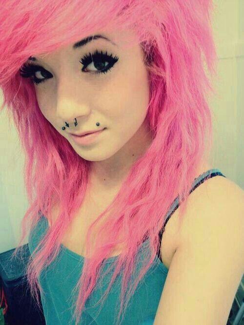 cute double monroe piercing