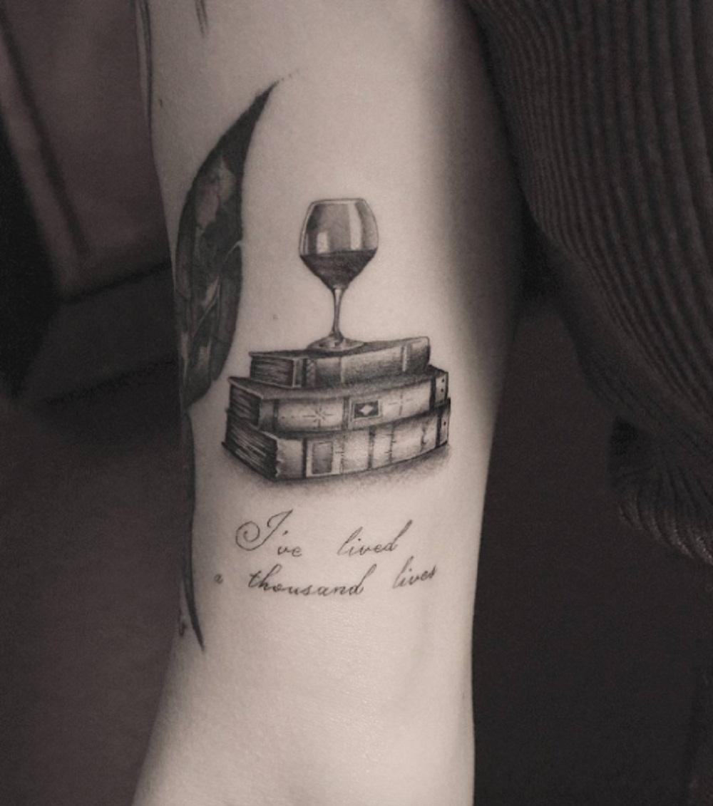 40 Beautiful Book Tattoo Ideas For Every Bibliophile Tats
