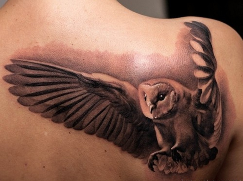 50+ Owl Tattoo Designs for Every Personality - Tats \'n\' Rings