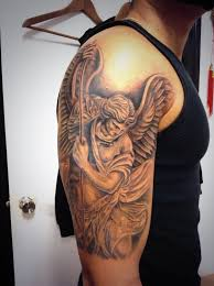 Archangel tattoo 6