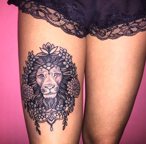 50+ Ferocious Lion Tattoo Design Ideas That Will Empower You