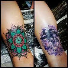 Mandala Cover Up Tattoo 1