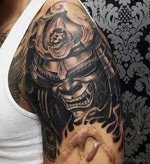 armor samurai tattoo 10