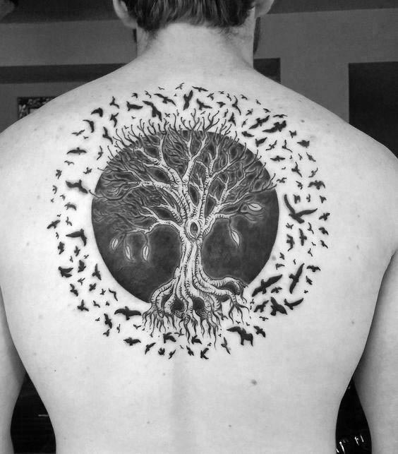 tree of life back