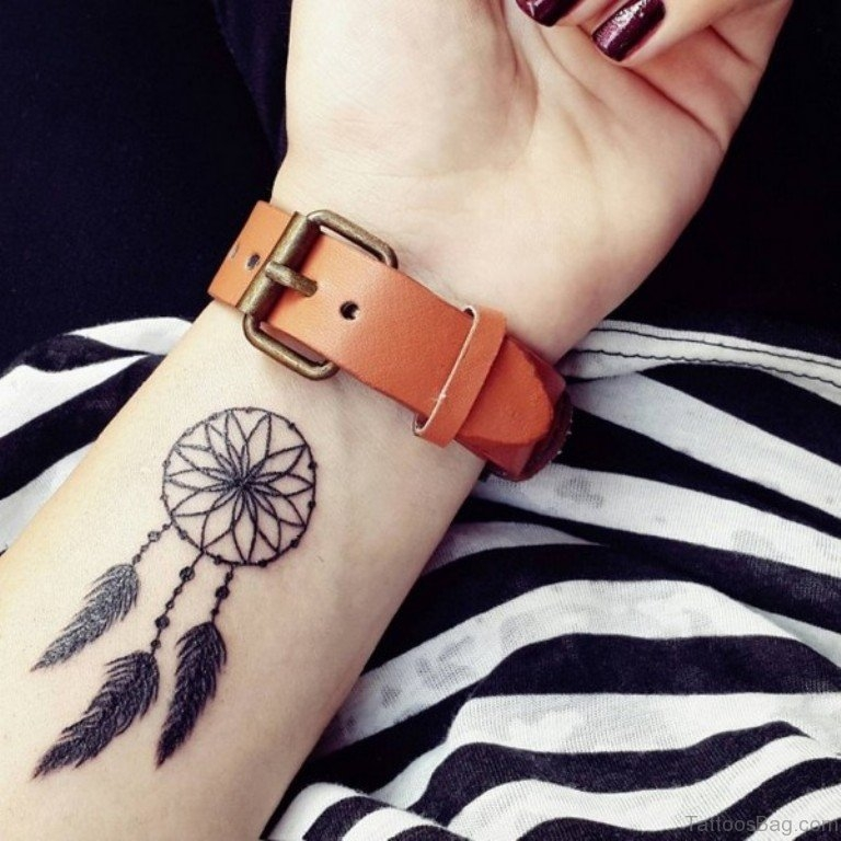 50 Dream Catcher Tattoo Design Ideas And Placements That Suits