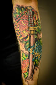 katana tattoo 10