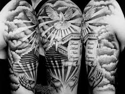 men dove tattoo 3