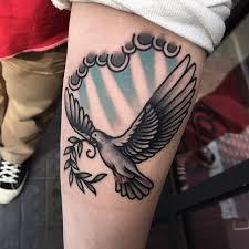 men dove tattoo 4