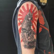 samurai tattoo 6