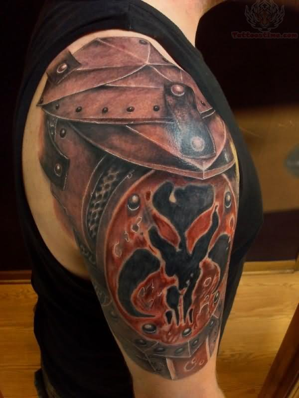 samurai tattoo men 3