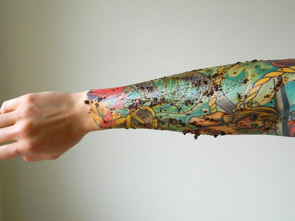 tattoo itch