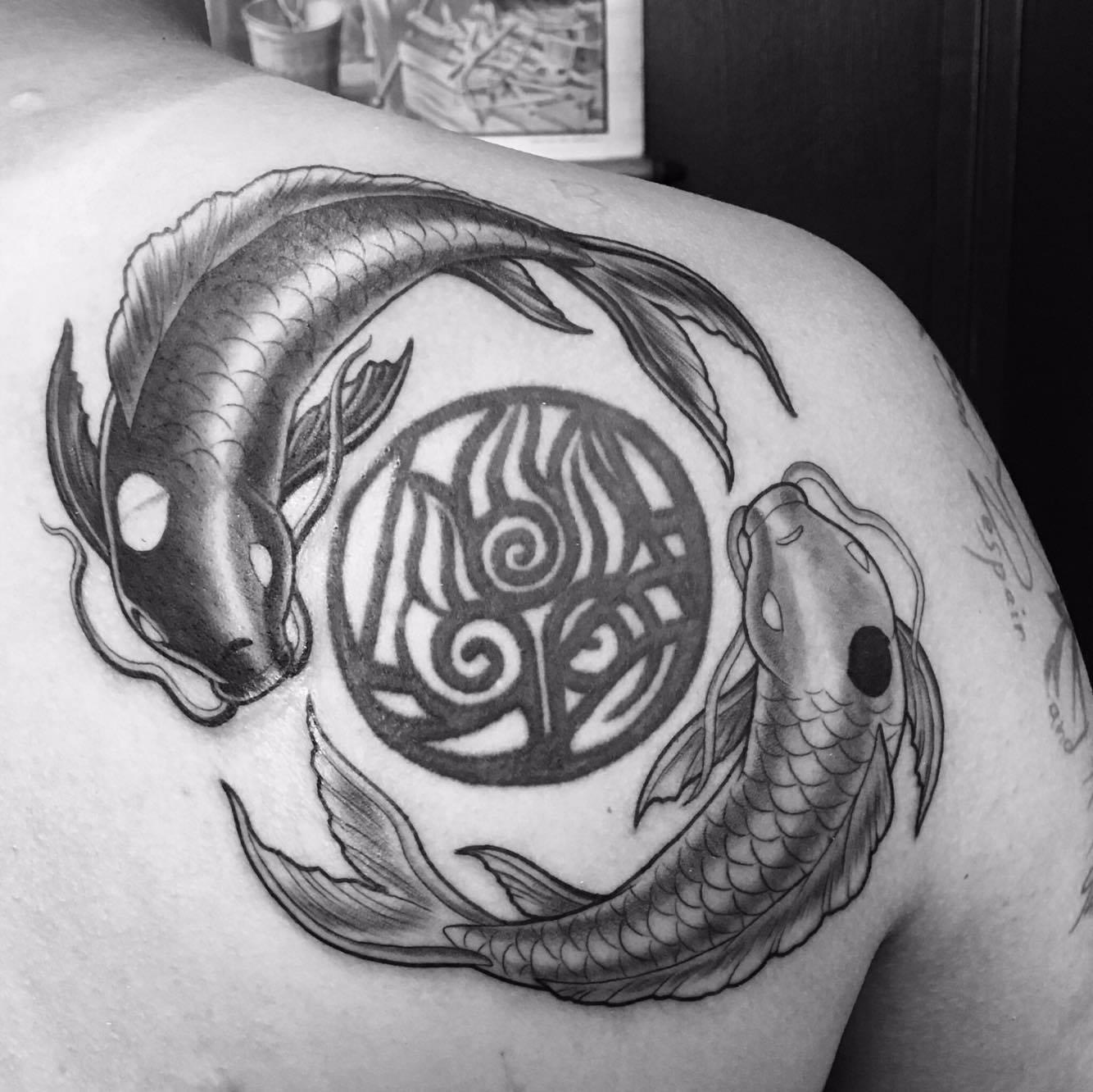 tui and la tattoo 1
