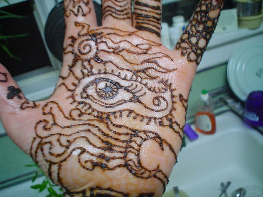 Henna Eye Tattoo: Henna Tattoo Facts Plus 80+ Designs That Will Inspire You