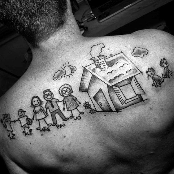 family tattoo 2