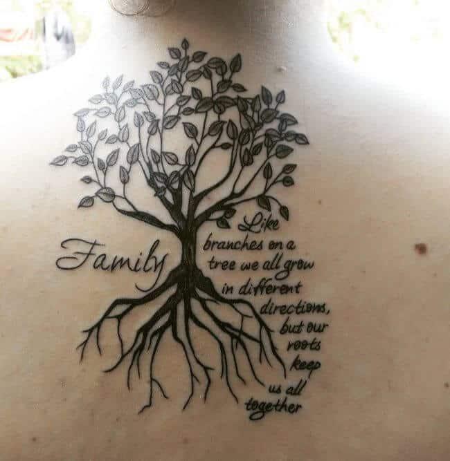 family tree tattoo 4