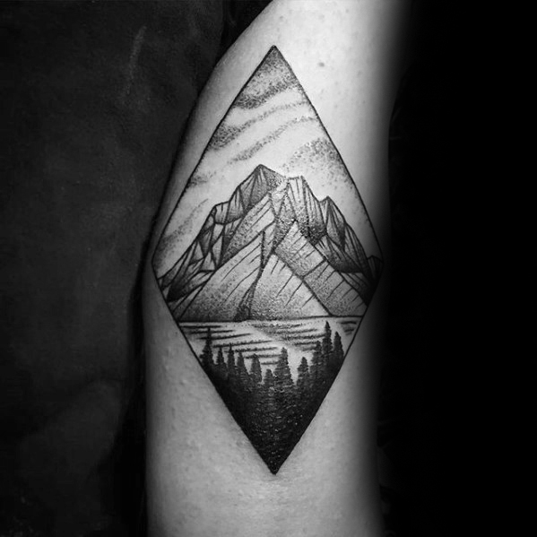 men mountain tattoo 4