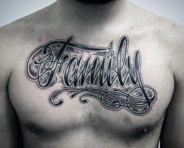men's family tattoo 5