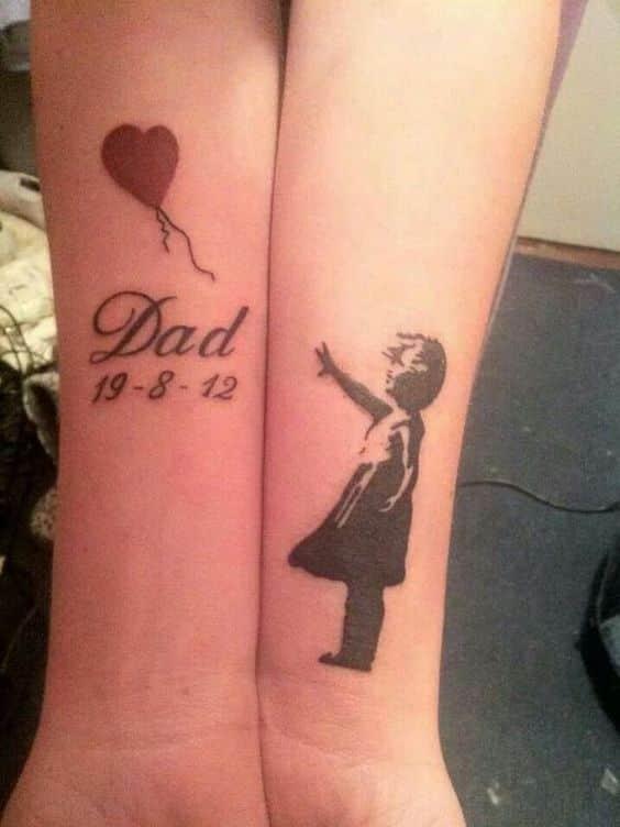 men's family tattoo 9