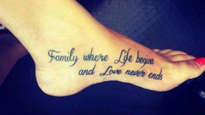 quote family tattoo 8