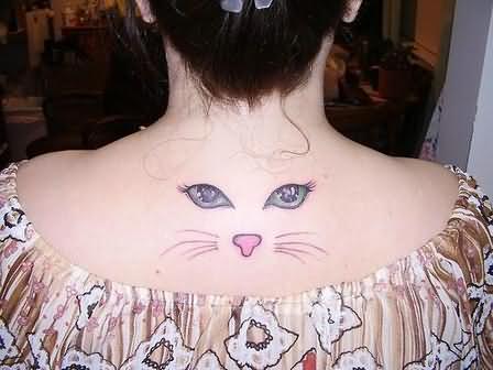 cat eye tattoo 5