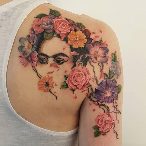 healing tattoo