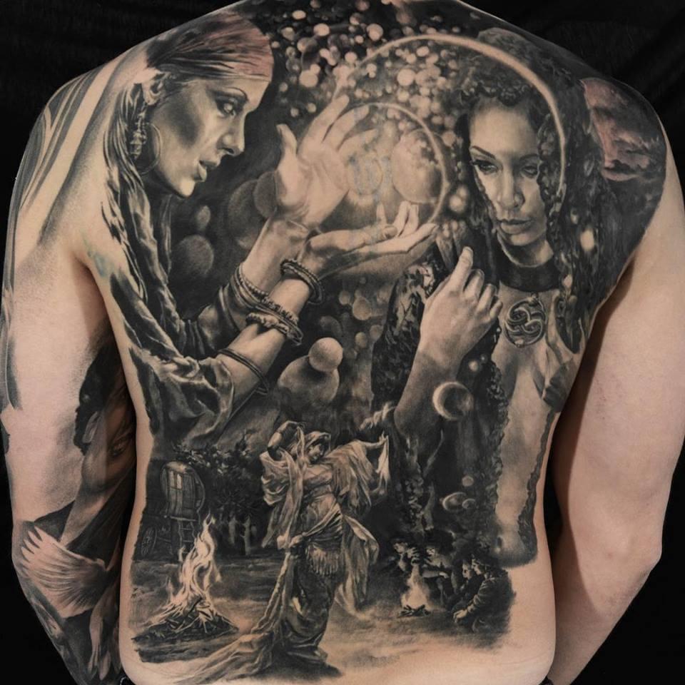 gypsy back
